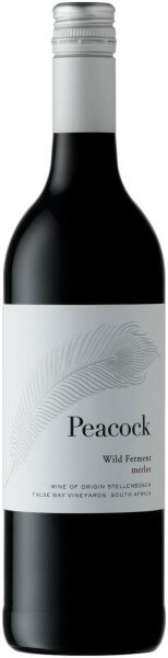 False Bay Peacock Wild Ferment Merlot