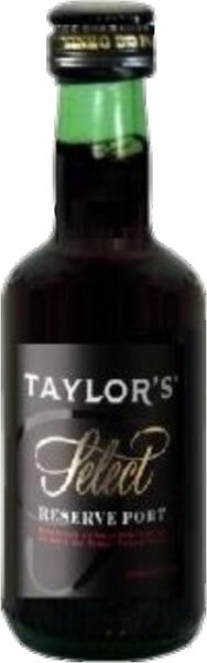 Taylor's Select Reserve Port Miniatur 5 cl