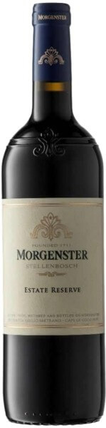Morgenster Estate Reserve Red