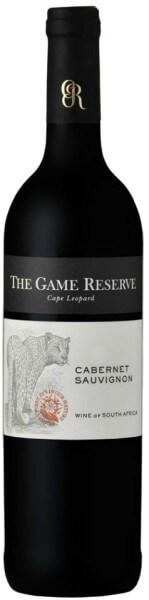 Graham Beck Game Reserve Cabernet Sauvignon