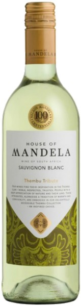 House of Mandela Thembu Sauvignon Blanc