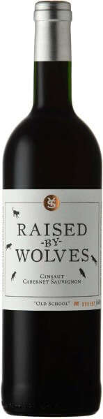 Yardstick Raised by Wolves Old School Cinsaut Cabernet Sauvignon