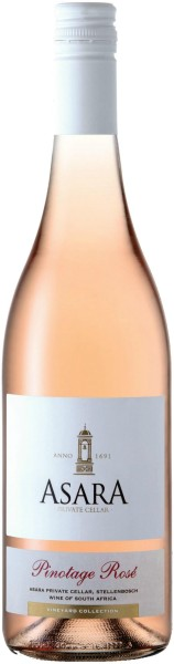Asara Vineyard Collection Pinotage Rosé