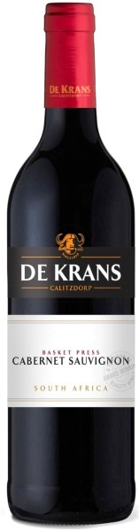 De Krans Basket Press Cabernet Sauvignon