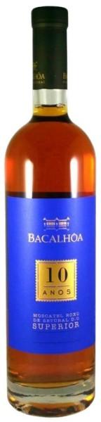 Bacalhôa Moscatel Roxo Superior 10 anos