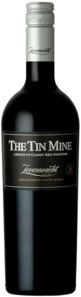 Zevenwacht The Tin Mine Red