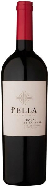 Pella Thomas se Dolland Pinotage