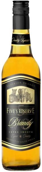 Van Loveren Fives Reserve Brandy