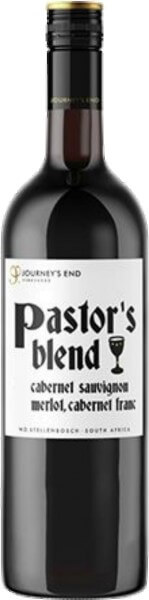Journey's End Pastor's Blend 2018