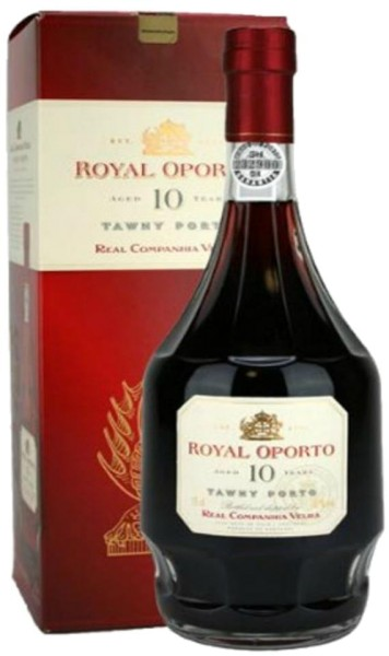 Real Companhia Velha 10 Anos Porto