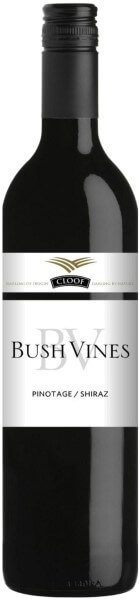 Cloof Bush Vines Pinotage Shiraz