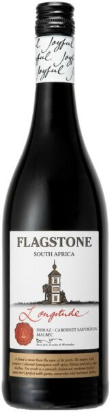 Flagstone Longitude Dry Red Blend 2018