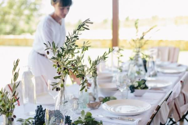 Setting_table_behind_olive_branch