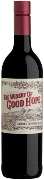 The Winery of Good Hope Oceanside Cabernet Sauvignon Merlot