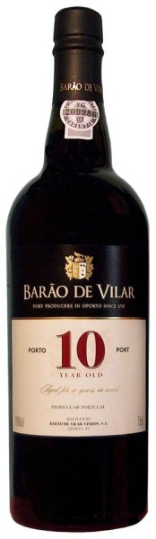Barao de Vilar 10 Years Old Tawny Port