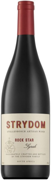 Strydom Rock Star Syrah