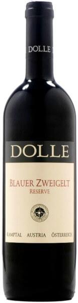 Peter Dolle Blauer Zweigelt Reserve
