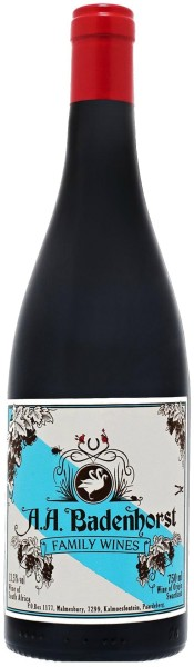 AA Badenhorst Family Wines Red Blend