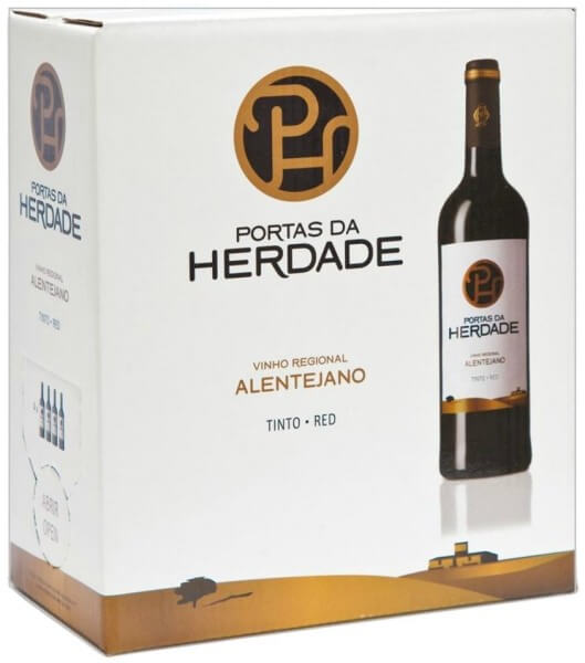 Portas da Herdade Tinto Bag in Box 3 Liter