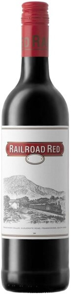 Franschhoek Cellar Railroad Red