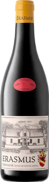 Erasmus Family Wines Grenache 2019