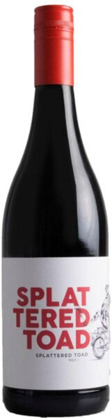 Cape Point Vineyards Splattered Toad Syrah