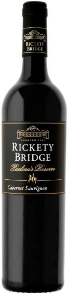 Rickety Bridge Paulina's Reserve Cabernet Sauvignon