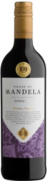 House of Mandela Thembu Shiraz