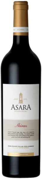 Asara Vineyard Collection Shiraz