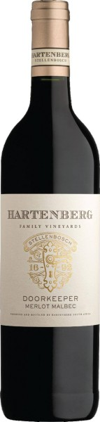 Hartenberg The Doorkeeper Merlot Malbec