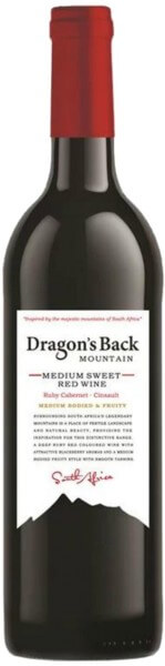 Dragon's Back Mountain Medium Sweet Red