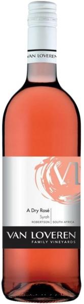 Van Loveren A Dry Rosé Syrah