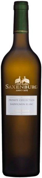 Saxenburg Private Collection Sauvignon Blanc 2019