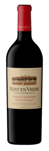 Rust en Vrede Single Vineyard Cabernet Sauvignon 2016