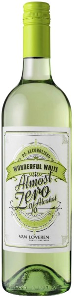 Van Loveren Almost Zero Wonderful White