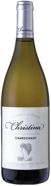 Christina van Loveren Chardonnay