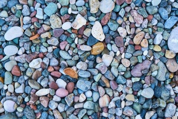 Steine-mineralisch