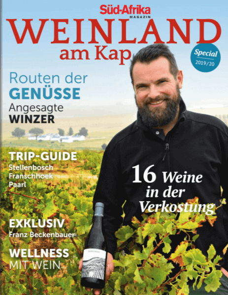 Magazin Weinland am Kap