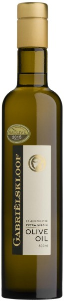 Gabrielskloof Extra Virgin Olive Oil 500 ml