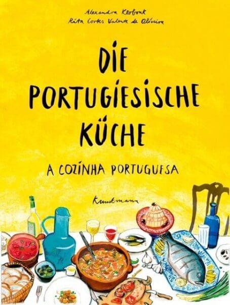 Portugal-Buchcover