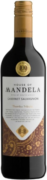House of Mandela Thembu Cabernet Sauvignon