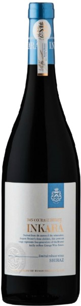 Bon Courage Inkará Shiraz limited release