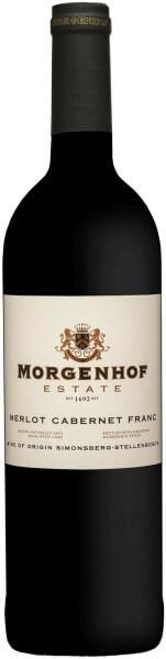 Morgenhof Merlot Cabernet Franc