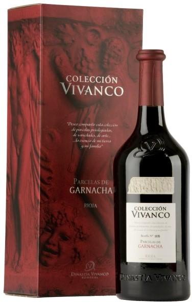 Colección Vivanco Parcelas de Garnacha Tinto