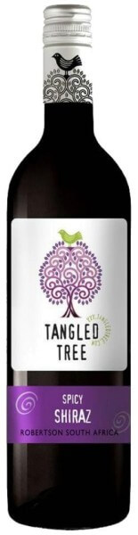 Van Loveren Tangled Tree Spicy Shiraz PET Flasche