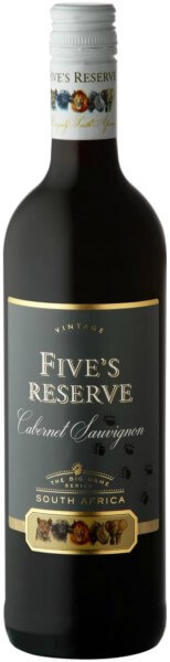 Van Loveren Fives Reserve Cabernet Sauvignon