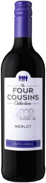 Van Loveren Four Cousins Collection Merlot