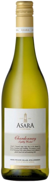 Asara Vineyard Collection Chardonnay Lightly Wooded 2017