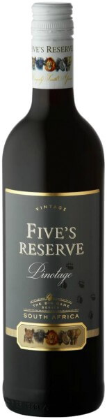 Van Loveren Fives Reserve Pinotage
