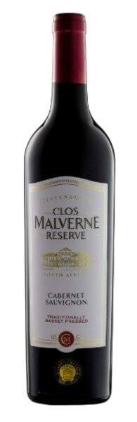 Clos Malverne Cabernet Sauvignon Reserve 2016